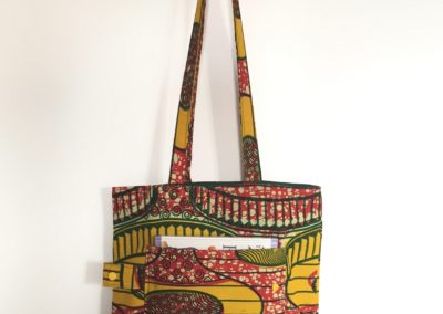 Tote bag jamaïque junior