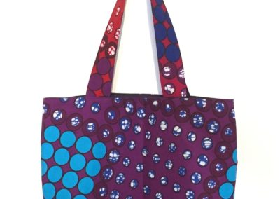 Tote bag wax bulle